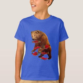Camiseta Pesca Salmon