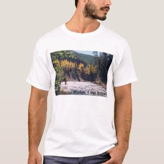 Camiseta pescador da mosca