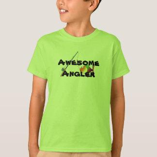 Camiseta Pescador impressionante