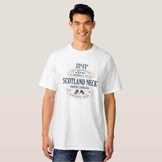 Camiseta Pescoço de Scotland, N Carolina 150th Ann. T-shirt