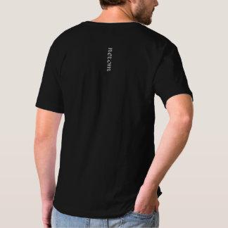 Camiseta pescoço v