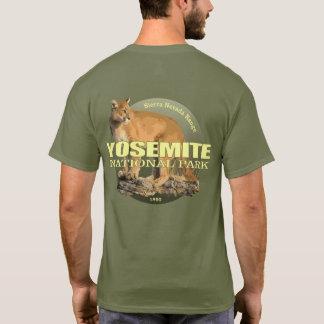 Camiseta PESO de Yosmite (leão de montanha)