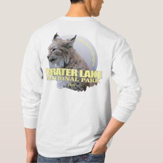 Camiseta PESO do NP do lago crater (lince)