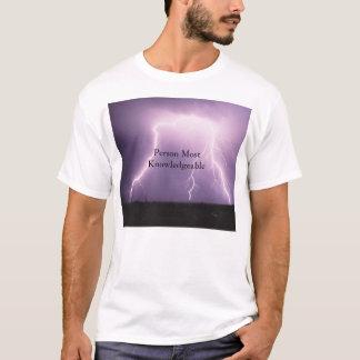 Camiseta Pessoa a maioria de conhecedor - greve do