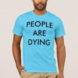 Camiseta pessoas