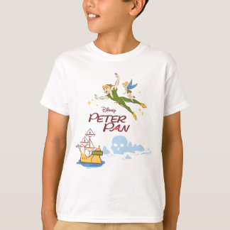 Camiseta Peter Pan & Tinkerbell