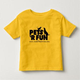 """Camiseta """"PET'S ARE FUN!"""" Kids"""
