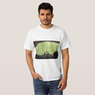 Camiseta Petúnias solitários de Johnny-Marie e de thee