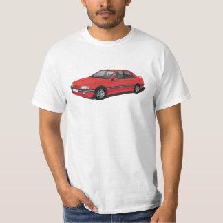 Camiseta Peugeot vermelho 405