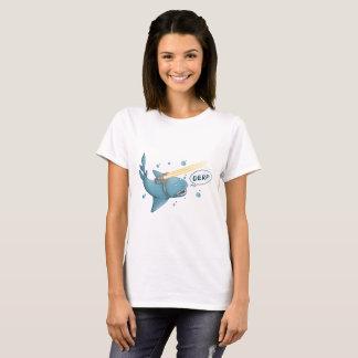 Camiseta PewShark
