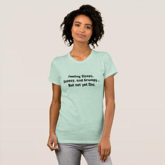Camiseta Ph.D. e os sete anões