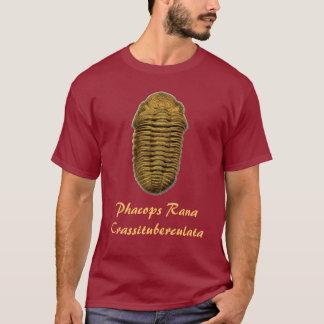 Camiseta Phacops Rana Crassituberculata