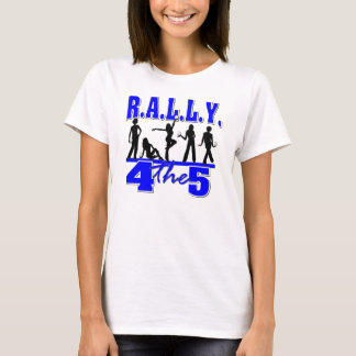 Camiseta Phi do Zeta beta - Rally4the5