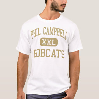 Camiseta Phil Campbell - linces - alto - Phil Campbell