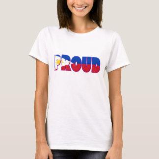Camiseta Philippino orgulhoso