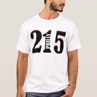 Camiseta Philly 215