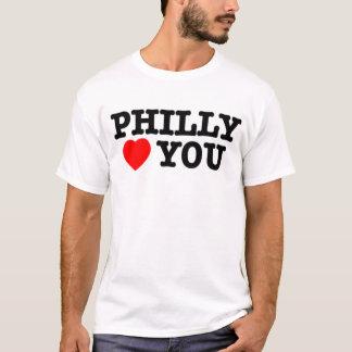 Camiseta Philly ama-o
