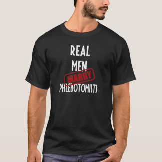 Camiseta Phlebotomists