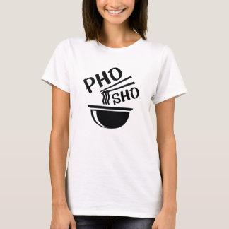 Camiseta Pho Sho