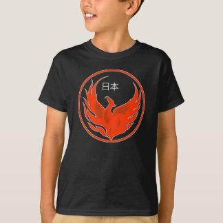 Camiseta Phoenix: T-shirt 2011 do alivio do terremoto de