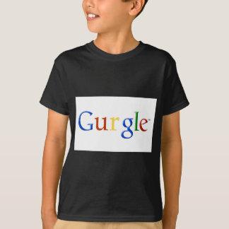 Camiseta Pia batismal da velha escola do vintage do