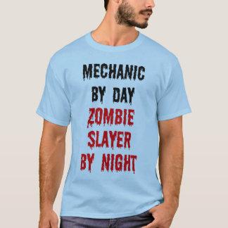 Camiseta Piada do mecânico do zombi