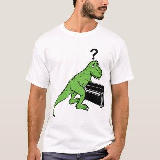 Camiseta Piano de Dino