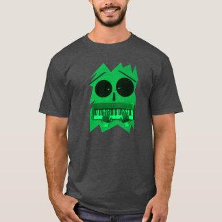 Camiseta Piano e teclado da música de Electronica