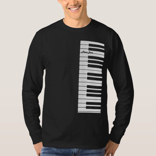 Camiseta Piano Jazz
