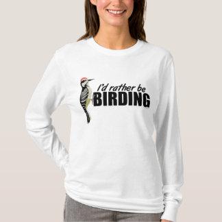 Camiseta Pica-pau de Birding
