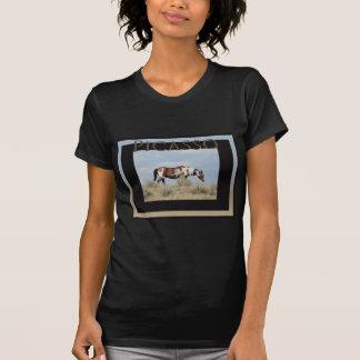 Camiseta Picasso, garanhão da bacia de lavagem da areia,