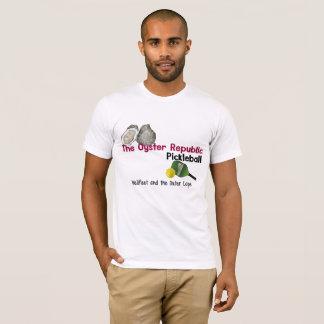 Camiseta Pickleball - Wellfleet e o cabo exterior
