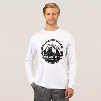 Camiseta Pico de montanha branco