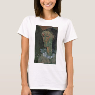Camiseta Pierrot (retrato de auto como Pierrot) por Amedeo