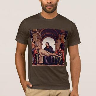 Camiseta Pietà por Perugino Pietro (a melhor qualidade)
