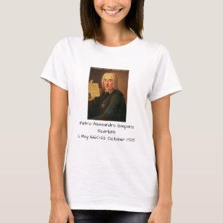 Camiseta Pietro Alessandro Gaspare Scarlatti