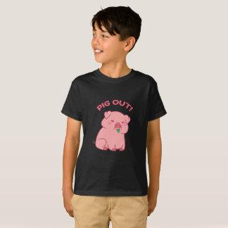 Camiseta Pigout