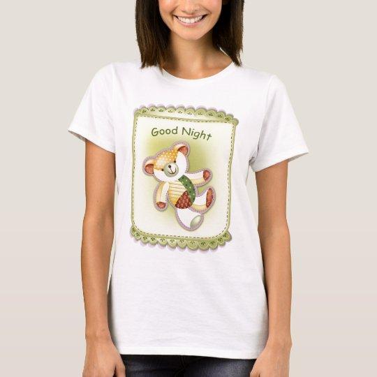 Camiseta Pijama bear