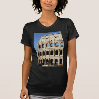 Camiseta pilha nos arcos