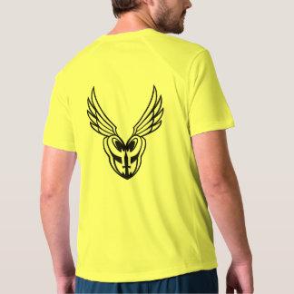 Camiseta Pilhas logotipo dianteiro/traseiro das milhas