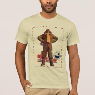 Camiseta Piloto do correio aéreo