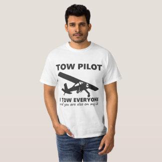 Camiseta piloto do reboque