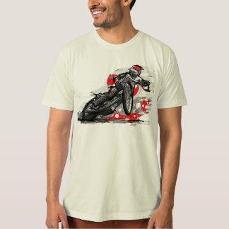 Camiseta Piloto legal da motocicleta do estrada