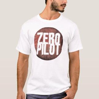 Camiseta Piloto zero - logotipo