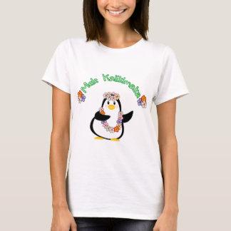 Camiseta Pinguim de Mele Kalikimaka
