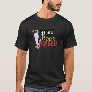 Camiseta Pinguim do punk rock