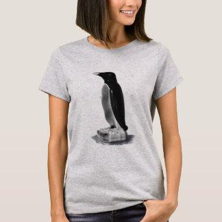 Camiseta pinguim pequeno