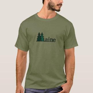 Camiseta Pinheiros de Maine