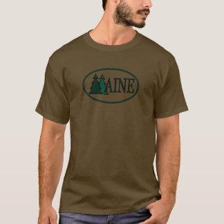 Camiseta Pinheiros de Maine II
