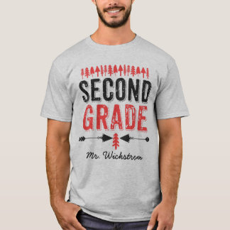 Camiseta Pinheiros e t-shirt do professor da categoria das